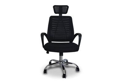 AALBORG - Black Office Chair