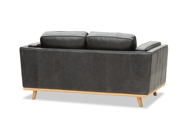 GIORGIO - Leather 2 Seater Sofa