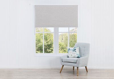 RISE - Textured Blockout Roller Blind 240 x 240cm