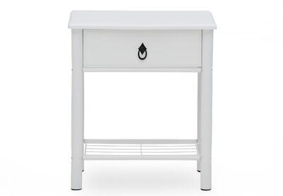 KATIE - 1 Drawer Bedside Table