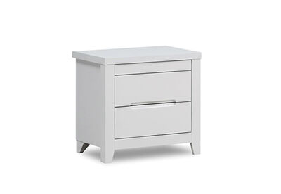 HARTLEPOOL - 2 Drawer Bedside