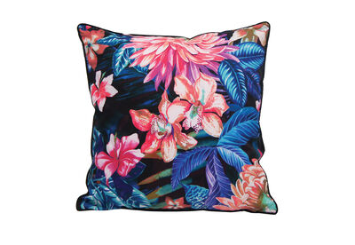VERITY - Tropical Flowers Outdoor Cushion