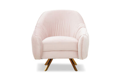MADONNA - Velvet Accent Chair
