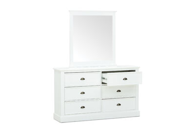 CHRYSTELLE - Dresser with Mirror