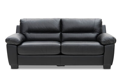 COLIN - Leather Sofa Bed