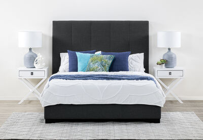 AVERY - 3 Piece Bedroom Suite with Rosco Bedsides