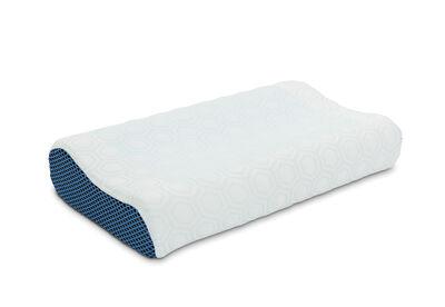 ORTHOKINETIC - Dual Contour Gel Memory Foam Pillow