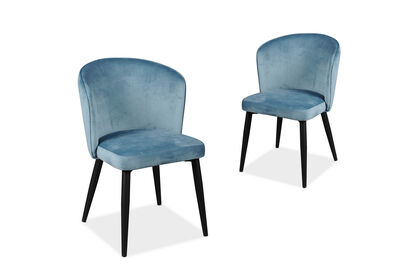 JULEP - Set of 2 Dining Chairs