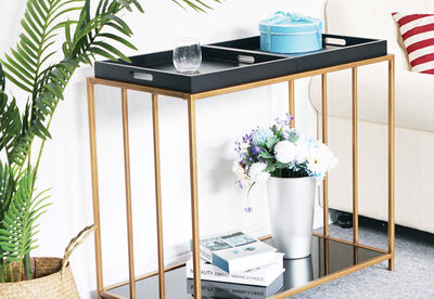 CLYDE - Sofa Table