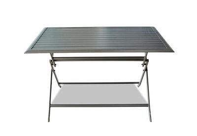 ALEX - Grey Outdoor Table