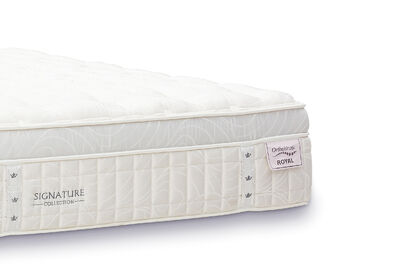ORTHOKINETIC SIGNATURE ROYAL - Gently Firm Super King Mattress (MTO)