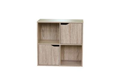 FORFAR - 4 Cube Bookcase