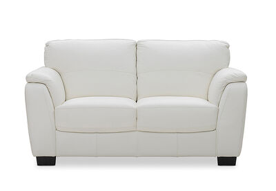 MARISSA - Leather 2 Seater Sofa