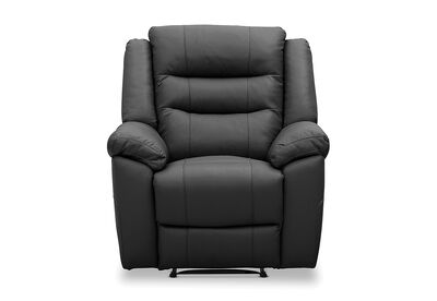 DELSIN - Leather Recliner