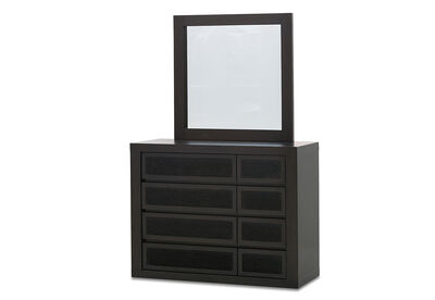 BOUTIQUE MKII - Dresser with Mirror
