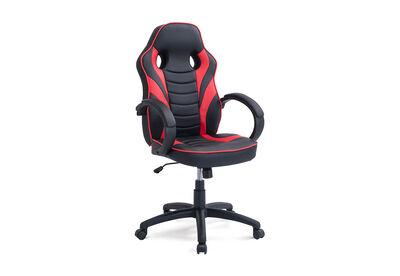 ROJAS - Black/Red Gaming Chair
