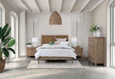 ARLINGTON - 4 Piece Queen Bedroom Suite