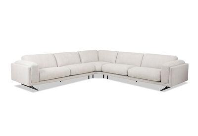 ALESSANDRA - Fabric Corner Lounge