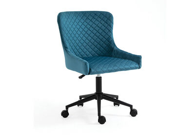 MARTIGNY - Turquoise Office Chair