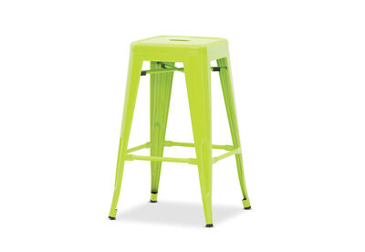 ROCKET - 66cm Stool in Painted Colour