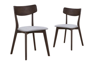 SAN PEDRO - Set of 2 Dining Chairs