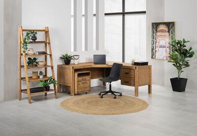 SILVERWOOD - Corner Desk