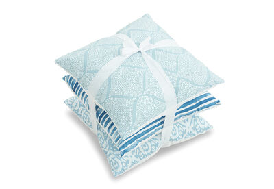 BLUE VALLEY - 3 Pack of Cushions