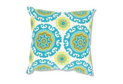 SOLANO - Aqua Outdoor Cushion