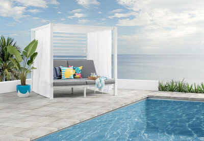 CASABLANCA - Outdoor Daybed