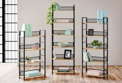 ACORN - 5 Tier Bookcase