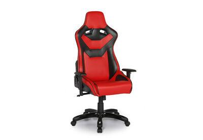CARITAS - Red/Black Gaming Chair