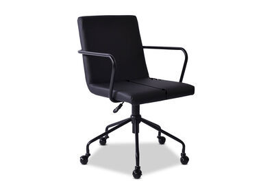 POTOMAC - Black Office Chair