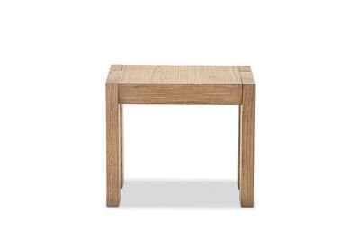 ROMULUS - 600 Square Lamp Table