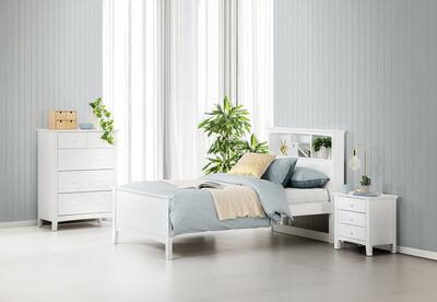 ADDISON - 3 Piece Jumbo Single Bedroom Suite
