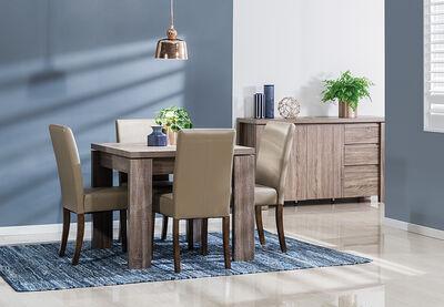 MAJESTY / TRIUMPH - 5 Piece Dining Suite