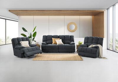 SPARTACUS - Fabric Recliner Suite