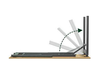 OLSEN - 120cm Folding Desk