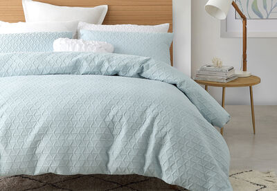 AUDREY - King Quilt Cover Set