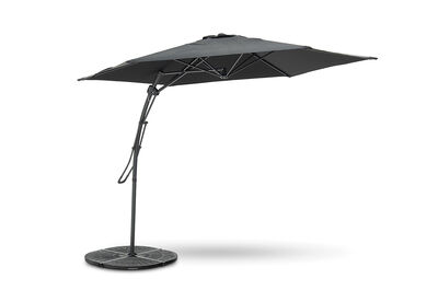 SHADE MASTER MK2 - Easy Lift Cantilever Umbrella