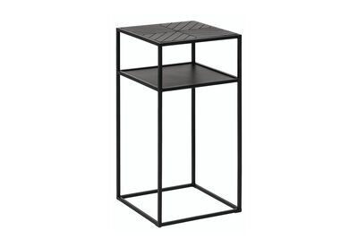 RANGEL - Black Lamp Table