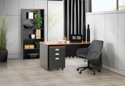 EAGLEFIELD - 3 Piece Office Package