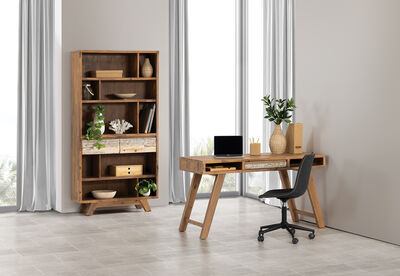 BOATWOOD - 2 Piece Office Package