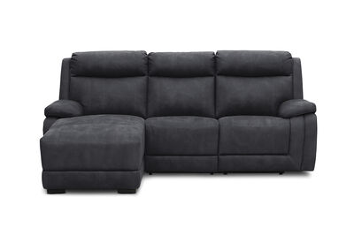 SAN MARCO - Fabric 3 Seater Left-Hand Facing Chaise