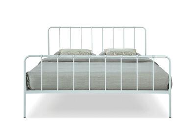 EDINBURGH - White King Bed