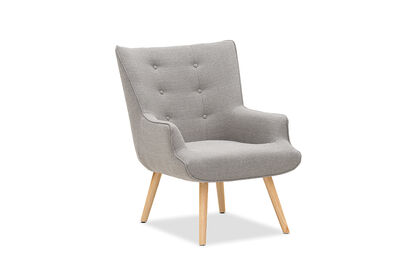 ERIN - Fabric Accent Chair