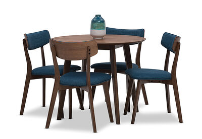 ELSA - 5 Piece Dining Suite with Elsa Dining Chairs