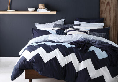 MARLEY - Single Quilt Cover Set