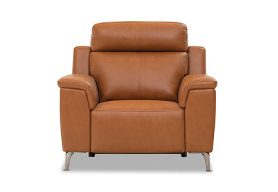 ARISTOTLE - Leather Electric Recliner
