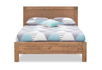 SILVERWOOD - Double Bed