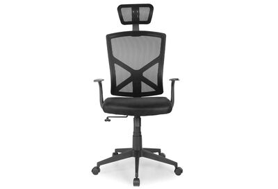 GREGORY - Black Office Chair